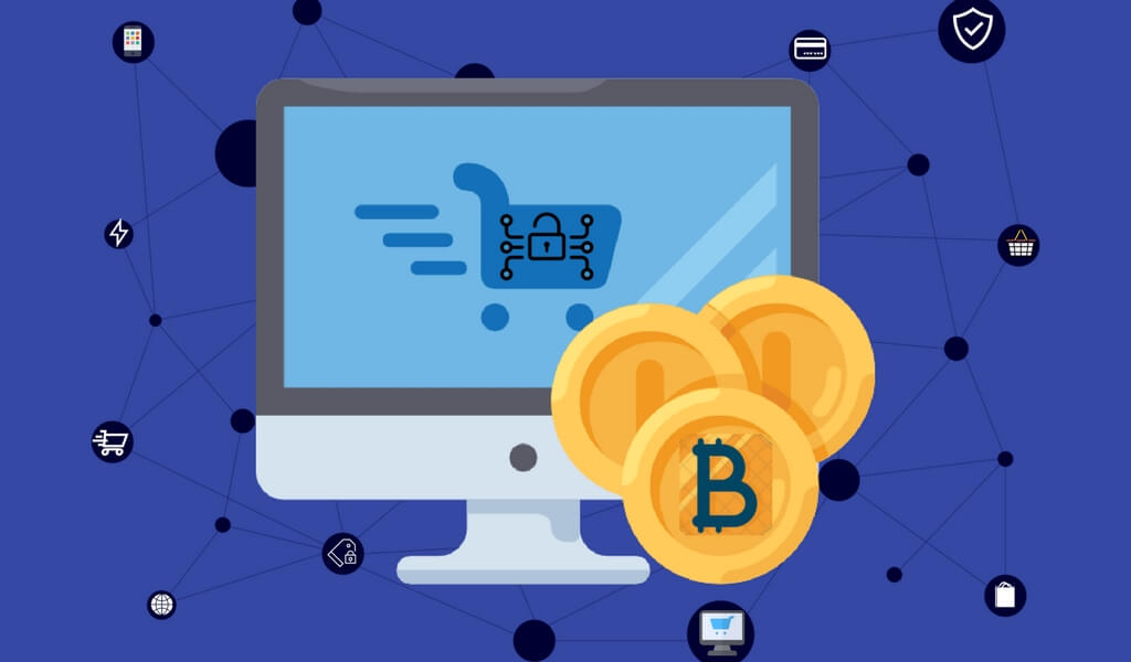 Blockchain in ecommerce security